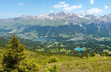 Lenzerheide Sommer | © Lenzerheide Marketing und Support AG