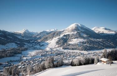 Kirchberg Winter | © © Tropper Kurt