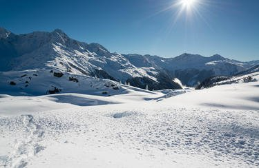 Vorarlberg Winter | © https://www.flickr.com/photos/rbrands/