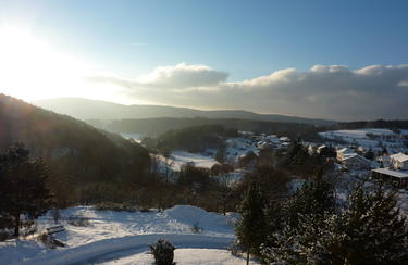 Hessen Winter | © www.wikipedia.com