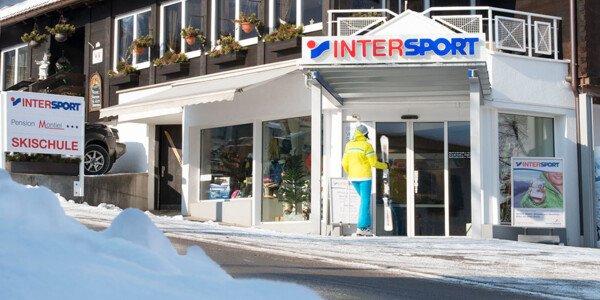 Klettersteigset Intersport : Skiverleih tschagguns intersport rent