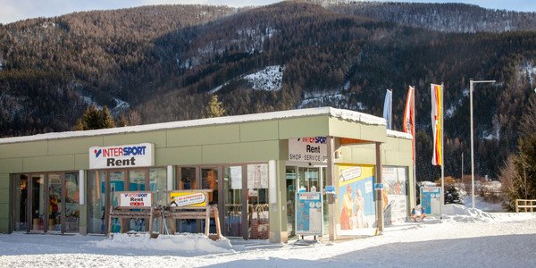 INTERSPORT Rent Bad Kleinkirchheim - Talstation Brunnach St. Oswald