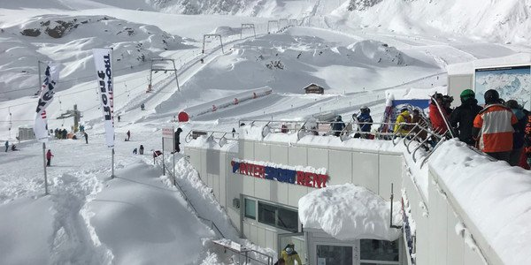 Skiverleih Pitztaler Gletscher INTERSPORT Rent Huter